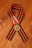 medalha Fotografia de Stock Royalty Free