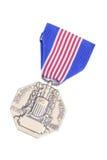 Medalha do soldado dos E.U. para a valentia Imagens de Stock