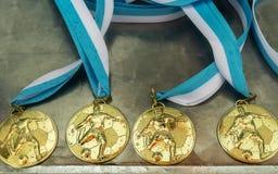 medalhas Imagem de Stock Royalty Free
