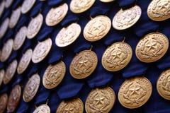 Medalhas Imagem de Stock
