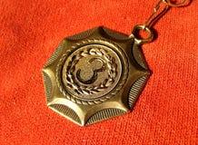 medalj royaltyfria foton