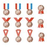 medaljer Arkivfoto