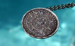 medaljong Royaltyfri Foto