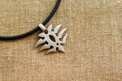 medaljongstål Royaltyfria Foton