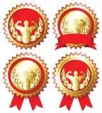 Medalla Fotografía de archivo