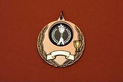 Medalla. Imágenes de archivo libres de regalías