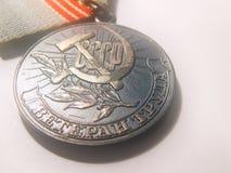 Medalla Imagen de archivo libre de regalías