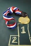 medalla Foto de archivo