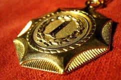 Medalla Imagenes de archivo