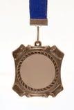 Medalla de bronce Imagen de archivo