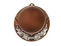 Medalla de bronce foto de archivo libre de regalías