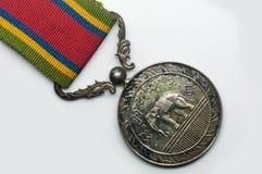 Medalla de honor tailandesa imagen de archivo