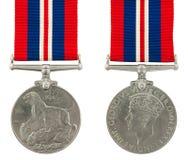 Medalla de servicio general Fotos de archivo libres de regalías