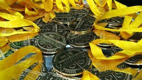 medallas Imagenes de archivo