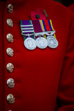 medallas Fotografía de archivo
