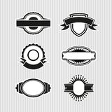 Medallions 3 Stock Images