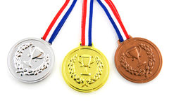 Free Medals Royalty Free Stock Photography - 13021677
