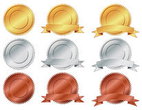 Free Medals Royalty Free Stock Photos - 8534168