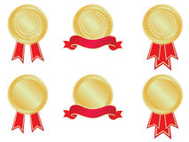 Free Medals And Banners Stock Images - 5571384