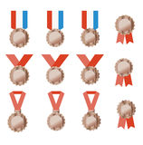 Medals Stock Photo