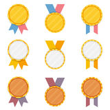 Medals Stock Images