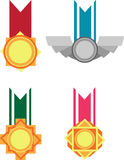 Medals Royalty Free Stock Image