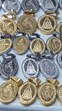 Medals virgins Royalty Free Stock Images