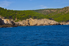 Medas Islands Royalty Free Stock Images