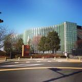 Medborgare Art Centre, Tokyo Royaltyfria Foton