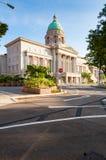 Medborgare Art Gallery, den största bildkonstmötesplatsen och störst Royaltyfria Bilder