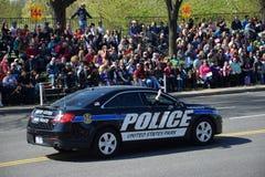 2016 medborgare Cherry Blossom Parade i Washington DC Arkivbilder