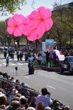 2016 medborgare Cherry Blossom Parade i Washington DC Arkivbild