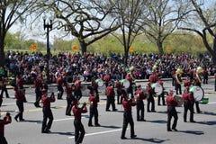 2016 medborgare Cherry Blossom Parade i Washington DC Arkivfoton