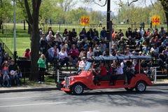2016 medborgare Cherry Blossom Parade i Washington DC Royaltyfri Fotografi