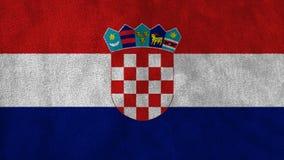 Medborgare sjunker av croatia Arkivbilder