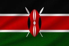 Medborgare sjunker av kenya stock illustrationer