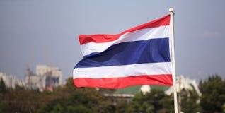 Medborgare sjunker av Thailand Arkivfoto