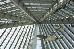 Medborgaremuseum av marinkorpralerna Arkivbilder