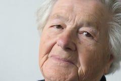 medborgarepensionär arkivbilder