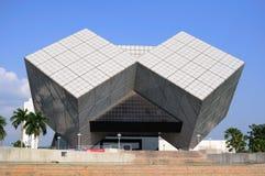 Medborgarevetenskapsmuseum av Thailand Arkivfoton