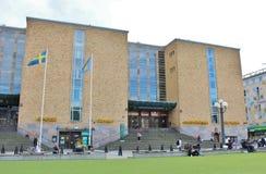 Medborgarplatsen στη Στοκχόλμη Στοκ Εικόνα