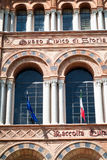 Medborgerligt museum av naturhistoria Royaltyfri Bild