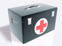 Medbox Stock Photo