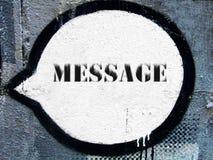 meddelande arkivfoto