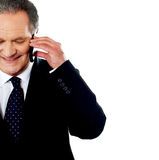 meddelande telefonprofessionell för affär via Arkivbilder