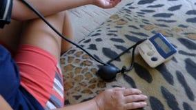 Mede a pressão sanguínea filme