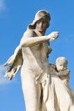 Medea. Statue of Medea in the Jardin des Tuileries, Paris, France Royalty Free Stock Images
