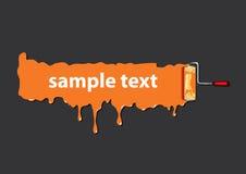 Mededeelzame Banner - EPS Vector stock illustratie