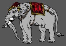 Medel av konungar i forntida tider stock illustrationer