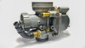 Medeldel, motor, kugghjul, järn - metall, maskindel Fotografering för Bildbyråer